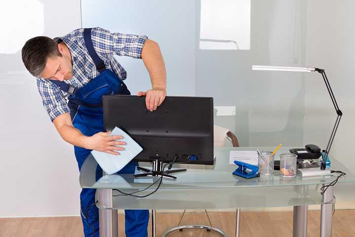 Realmente cuidas tu oficina limpirsa - Limpieza en casas ...