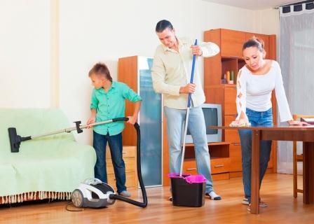 20 trucos para limpiar la casa limpirsa - Como limpiar la casa a fondo ...